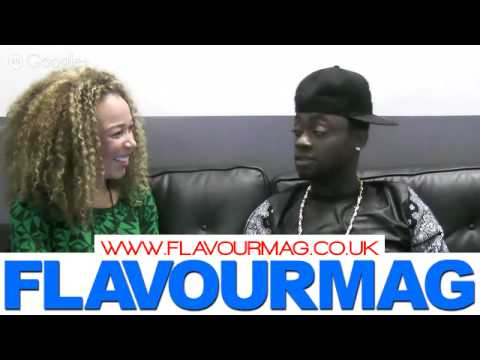 Flavourmag Live Hangout On Air with Stylo G