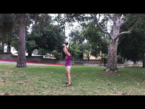 The Kettlebell Halo Variations with Coachtara