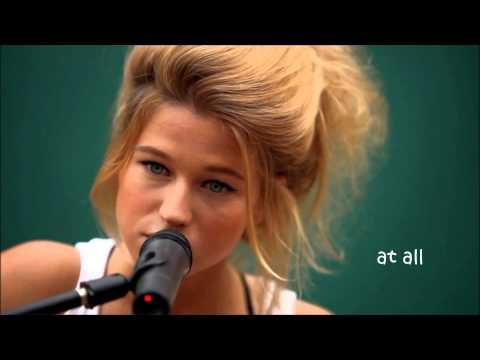 Selah Sue Break Lyrics (acoustic version)