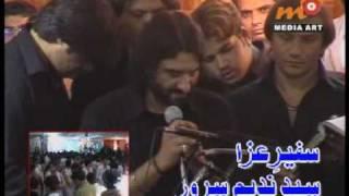 Shab Bedari 2009 (20/25) - Nadeem Sarwar - Akhpala Baba Jana (Pashto Noha)