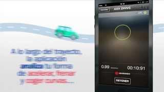 Aplicación móvil para mejorar tu destreza al volante