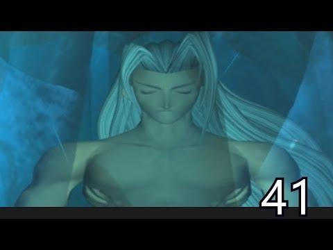 Final Fantasy VII Walkthrough Part 41 - The Crater HD