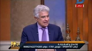 شاهد..إبراهيم نصر : برامج المقالب الحالية تهيين الفنانين و تقلل منهم