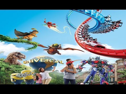 Things To Do In Sentosa Island And Universal Studio in Singapore Travel Guide | Travel Fun Guide