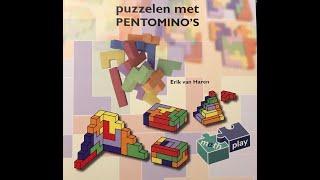 Puzzelen met pentomino's