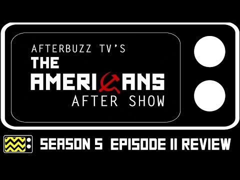The Americans Season 5 Episode 11  & After   AfterBuzz TV