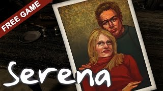 SERENA | Free Indie Horror Game | Full Gameplay