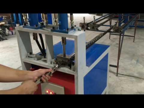 Semi-Auto Hydraulic Metal Hole Punching Machine TP-M63P