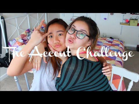 The Accent Challenge 2015