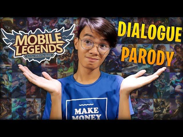 Mobile Legends Hero Dialogue Parody