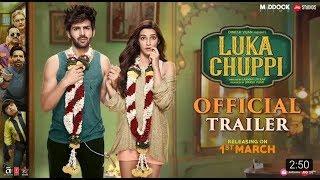 Luka Chuppi Official Trailer | Kartik Aaryan,Kriti Sanon,Pankaj Tripathi,Aparshakti Khurana| 1 March