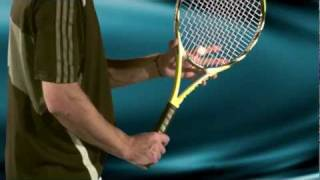 Estudio Tenis - Golpe de drive o derecha