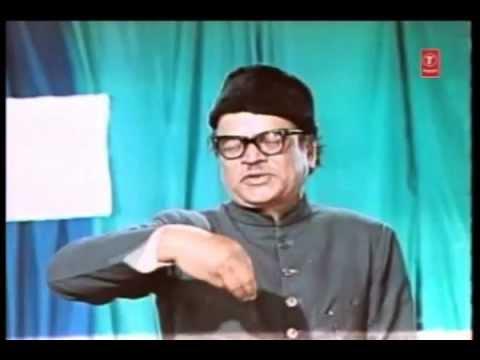 "Sulaiman Khateeb's Poem""' Chora Chori ''"