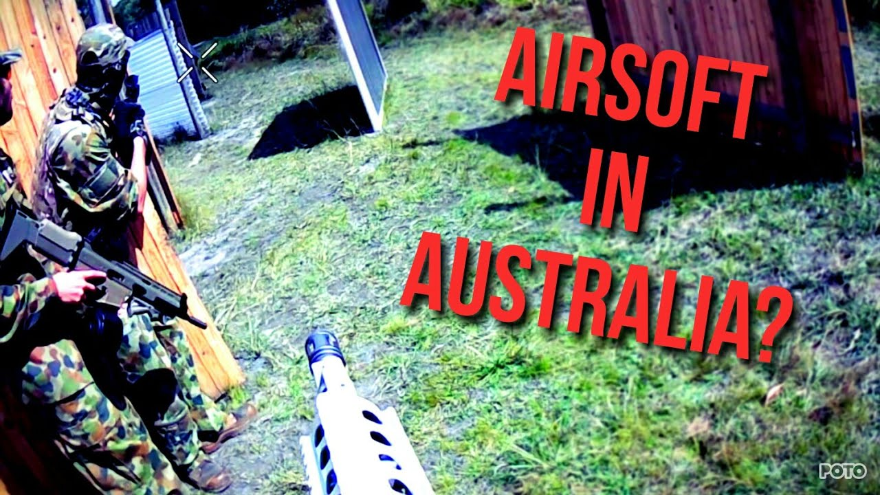 AIRSOFT IN AUSTRALIA? (*gelsoft*)