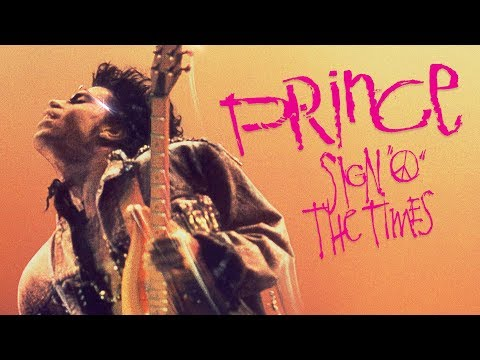PRINCE – SIGN O' THE TIMES the WORLDWIDE REUNION AT THE CINEMA