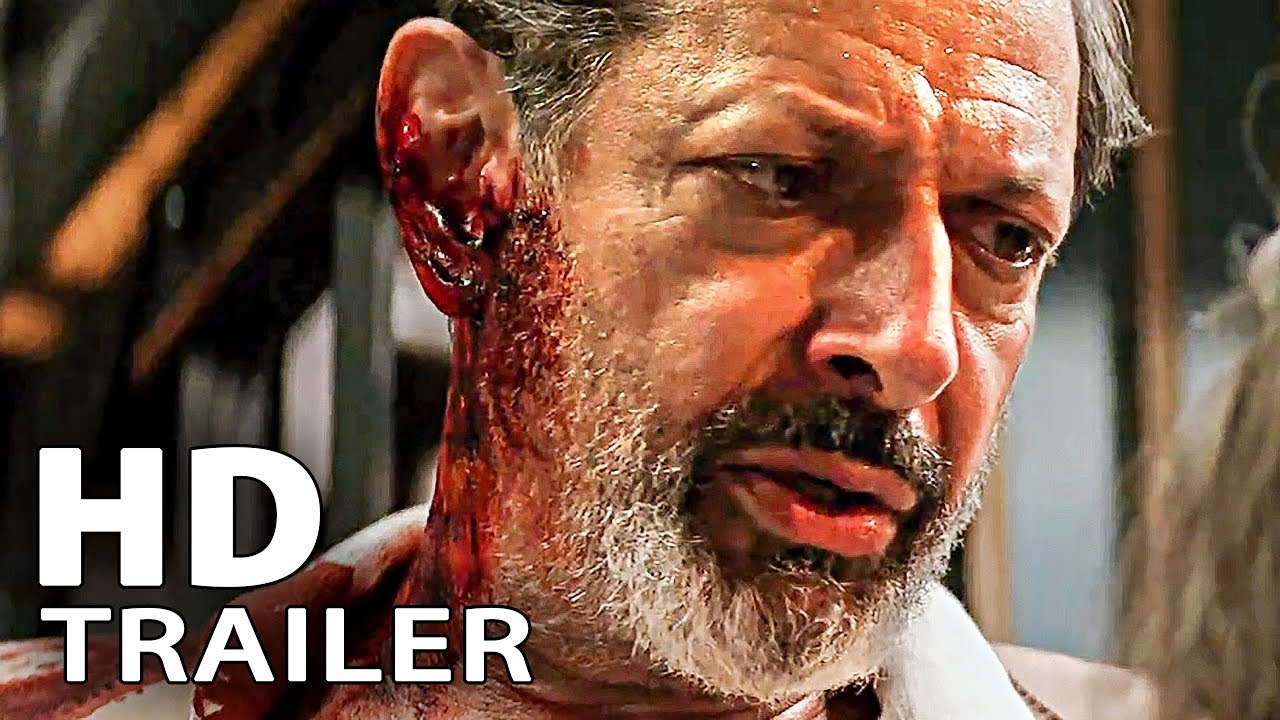 Hotel Artemis Trailer Deutsch