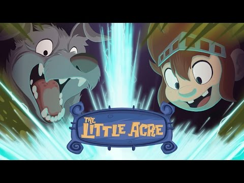 Hand-drawn adventure game The Little Acre out now for PlayStation 4, Xbox One, and PC