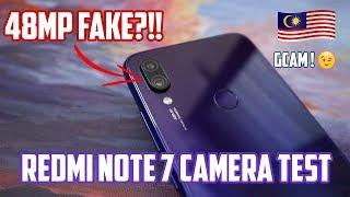 Gambar cover 48MP Kamera Redmi Note 7 Fake?!! + Gcam Padu!!  (Malaysia)