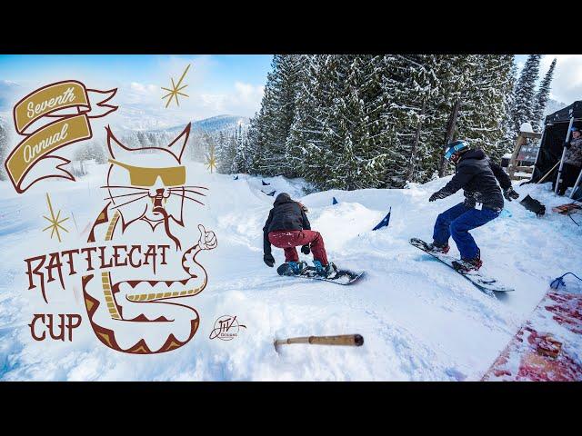 2019 Rattlecat Cup Banked Slalom