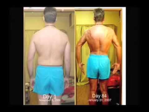 Изменение тела  84 дня за 84 секунды. Результаты моих тренировок!Не ожидал так похудеть.