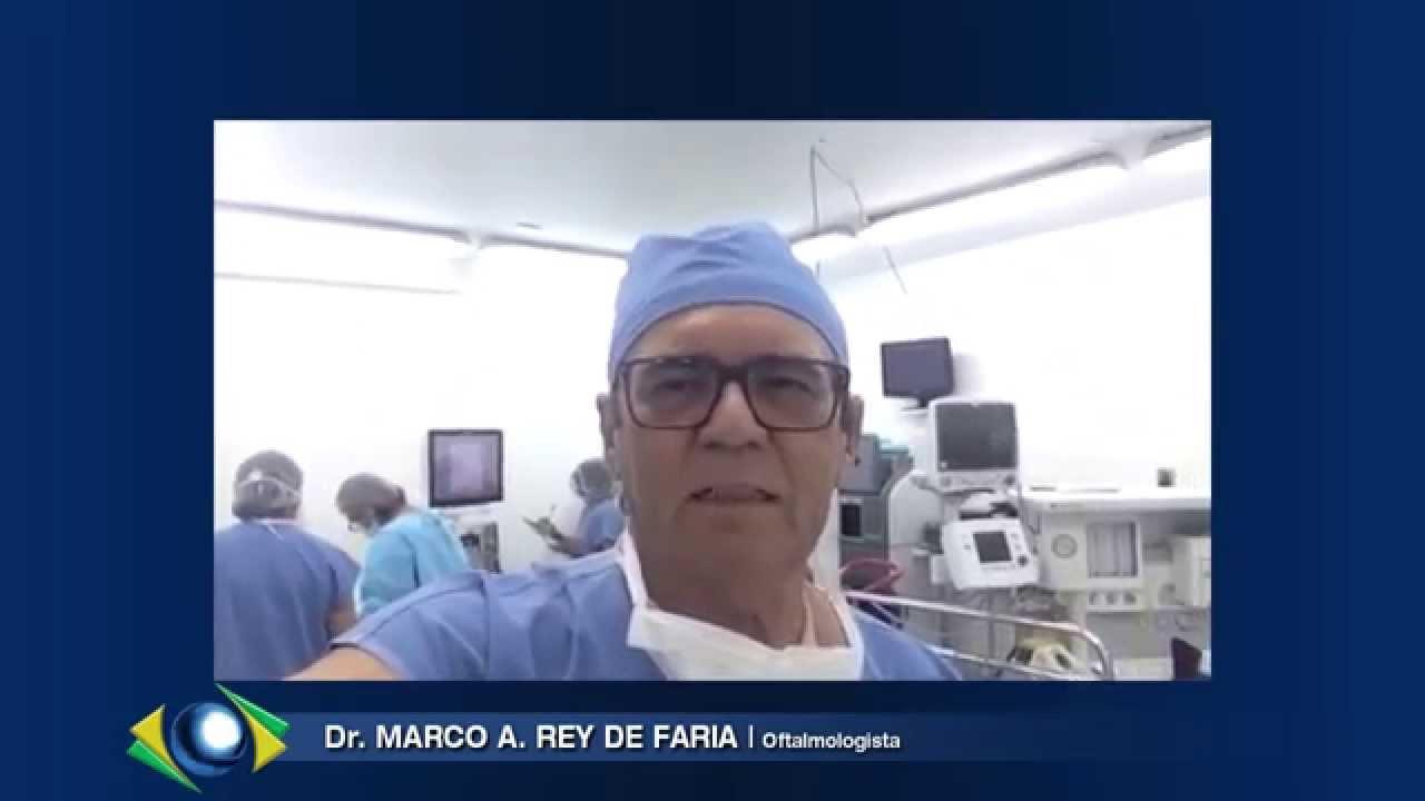 PLANTÃO BRASCRS com o Dr. Marco Rey - YouTube