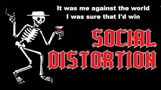 Social Distortion -  I was Wrong -  lyrics
