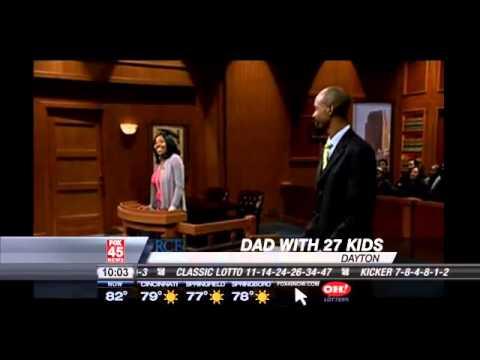 Dayton Man With 27 Kids Makes National Headlines