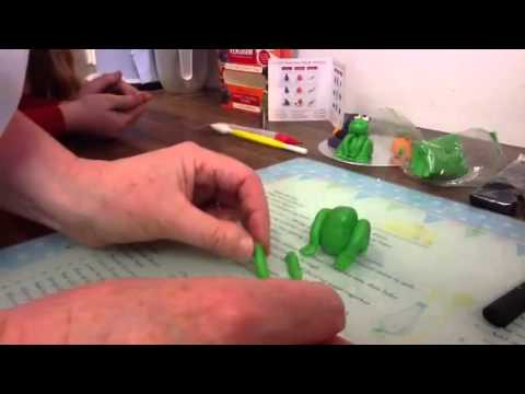 How To Make Sugarpaste Animals