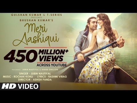 Meri Aashiqui Song | Rochak Kohli Feat. Jubin Nautiyal | Ihana Dhillon,Altamash Faraz| Bhushan Kumar