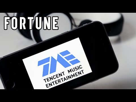 Tencent Music Is Officially Launching an IPO I Fortune Mp3