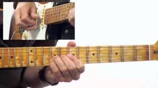 50 Modal Licks - #12 B Dorian - Guitar Lesson - Robbie Calvo