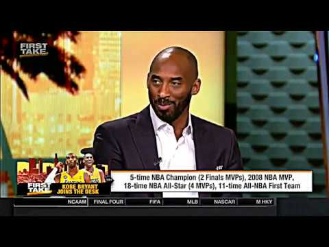 Old Kobe names his current favorite players to watch: Kawhi, Kyrie, Harden & Russell Westbrook