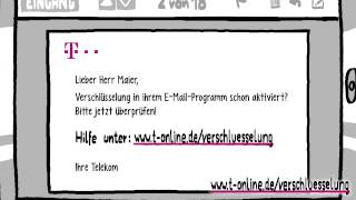 Sichere E-Mail: SSL-Verschlüsselung aktivieren