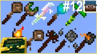 Minecraft with Botania 12 Spare the Rod modded Minecraft let 39 s play
