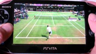 PS VIta: Virtua Tennis 4 Review