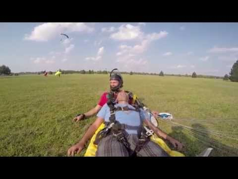 Skydiving for the 1st time - Tecumseh MI