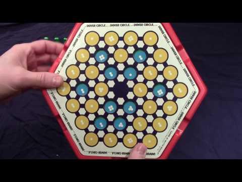 Inner Circle - Old School Board Game By Milton Bradley (1981)
