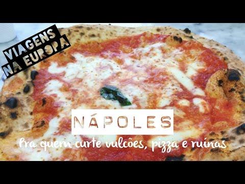 #69 Diário de Intercâmbio: Nápoles, pra quem curte vulcão e ruínas!