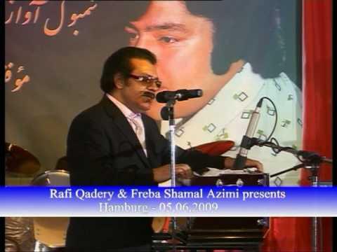 In loving memory of Ahmad Zahir -18  Rahim Mehryar..baske jafaa..