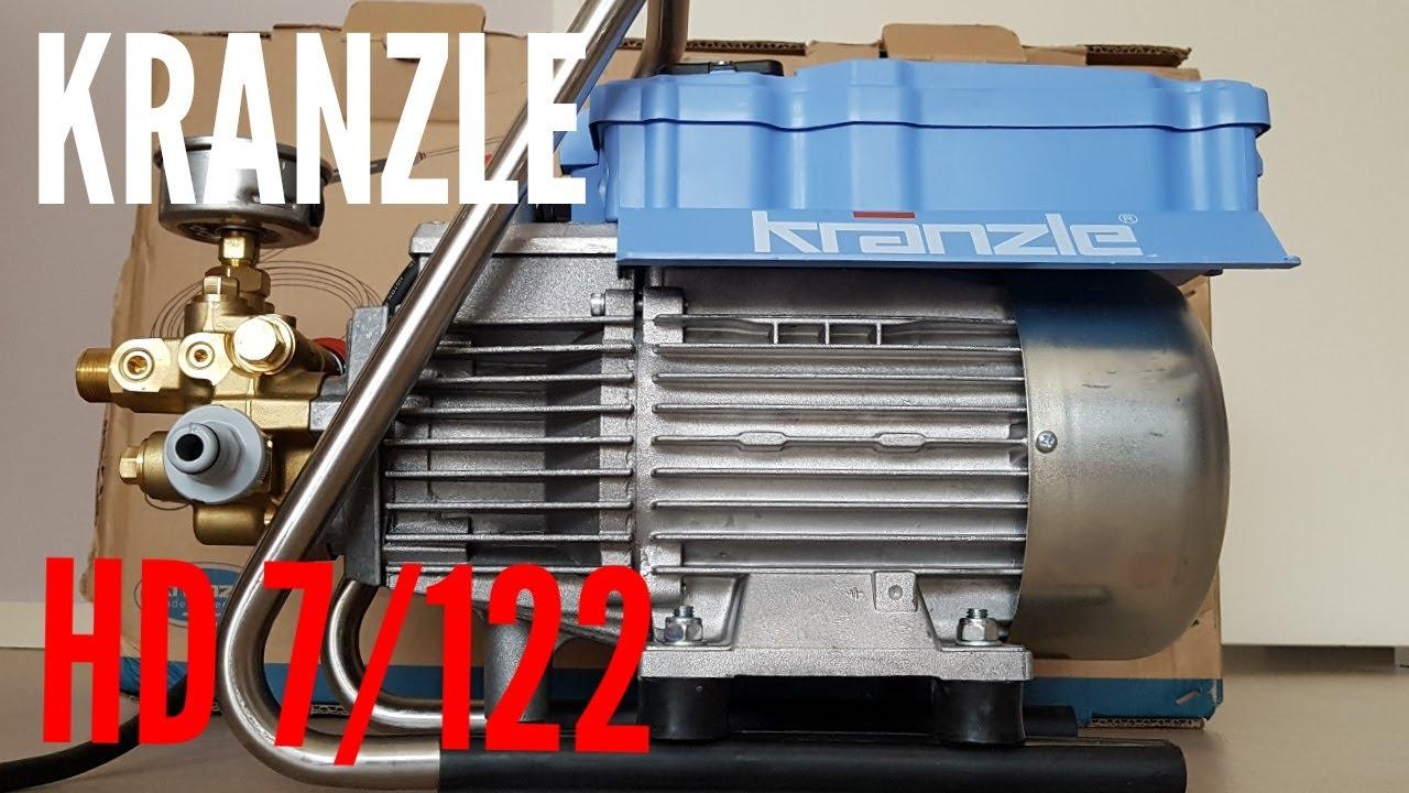 33 feet Kranzle Fit K7//22 Heavy Duty Upgrade High Pressure Jetwash Hose 10 m