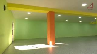 Яскраві коридори та прозорі двері: ремонт в 11-му колегіумі
