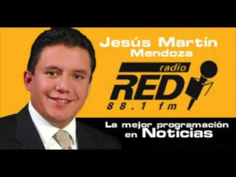 Radio Red, Jesús Martín Mendoza entrevistas a Mario Romo PNFV