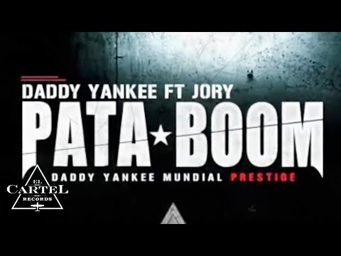 Pata Boom (feat. Jory) - Daddy Yankee (Audio Oficial)