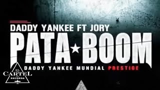 Daddy Yankee | Pata Boom (feat. Jory) (Audio Oficial)