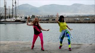 Waves Machel Montano Zumba Soca Choreography by Fani