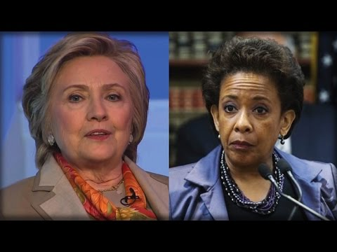 BOMBHSHELL: LORETTA LYNCH BUSTED! LOOK WHAT NASTY THING LEAKED ABOUT HER AND HILLARY CLINTON…