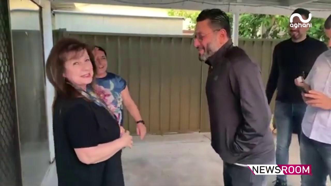 زياد برجي يستغل زيارته إلى أستراليا ويحقق حلم إحدى معجباته المميزات!