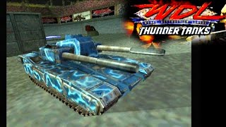 World Destruction League: Thunder Tanks ... (PS2)