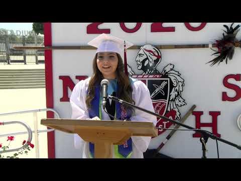 Inspirational Word from Members of Norte Vista High School Graduating Class of 2020