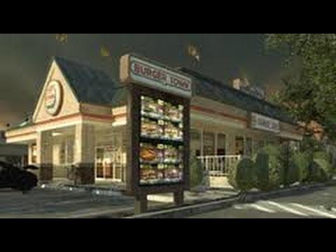 Fourdeltaone Mw2 Pr 233 Sentation Des Maps Burger Town Et